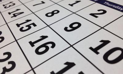 Avaliações, Horários, Calendários para os alunos