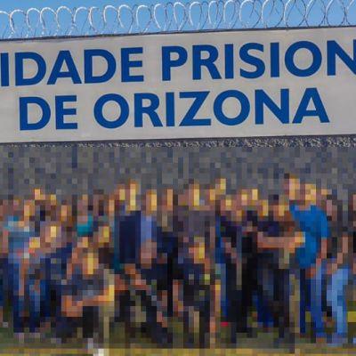Visita a Unidade Prisional de Orizona – Goiás