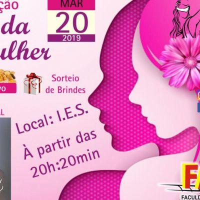Comemoração ao Dia da Mulher