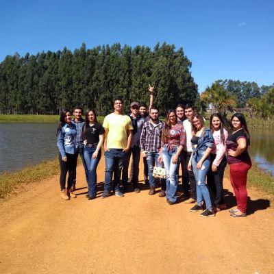 Visita técnica à Fazenda Santa Brígida